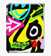 The Dude with signs iPad Case/Skin