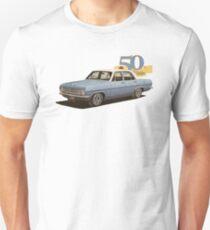 HR Holden Sedan - 50th Anniversary - Lt Blue T-Shirt