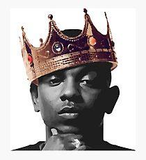 King Kendrick Photographic Print