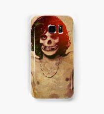 THE MISFITS JIM MORRISON Mash Up (Vintage/black) Samsung Galaxy Case/Skin