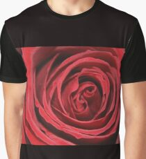 my love is like a red, red rose Graphic T-Shirt