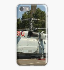 Military helicopter KA-32 iPhone Case/Skin