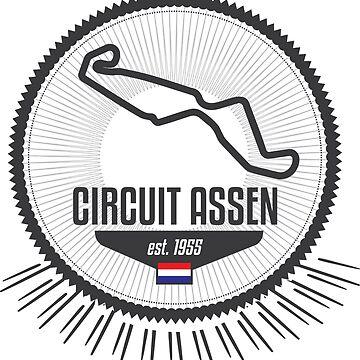 Assen Circuit by Jarrion