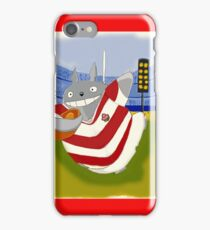 Rugby Hero iPhone Case/Skin