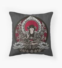 Zen Sapience Throw Pillow