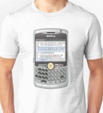 Neutral text Hotel T-Shirt