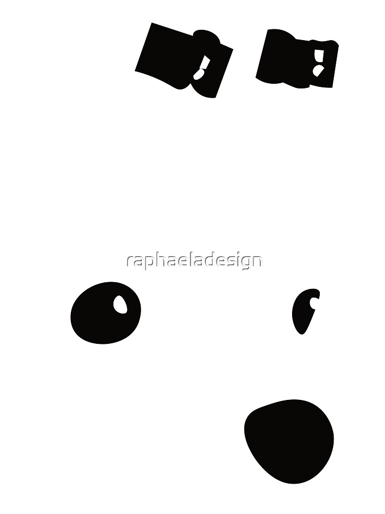 Maltese face by raphaeladesign