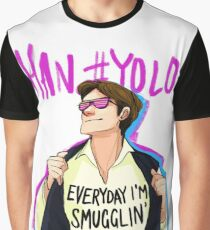 Everyday I'm Smugglin' Graphic T-Shirt
