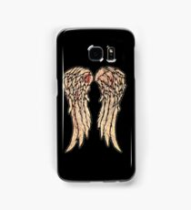 The Walking Dead, Daryl Dixon inspired Wings Samsung Galaxy Case/Skin