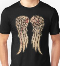 The Walking Dead, Daryl Dixon inspired Wings Unisex T-Shirt