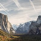 Early Morning Yosemite Valley by eclectic1