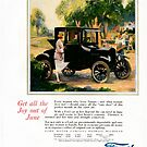 1925 Ford Ad, Ladies' Home Journal by coralZ