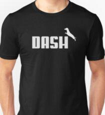 Puma Inspired Daschund Design Unisex T-Shirt