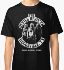 Devils Rejects, Ruggsvile, TX Classic T-Shirt