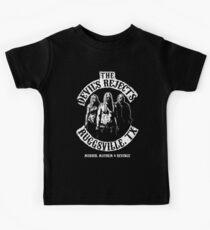 Devils Rejects, Ruggsvile, TX Kids T-Shirt