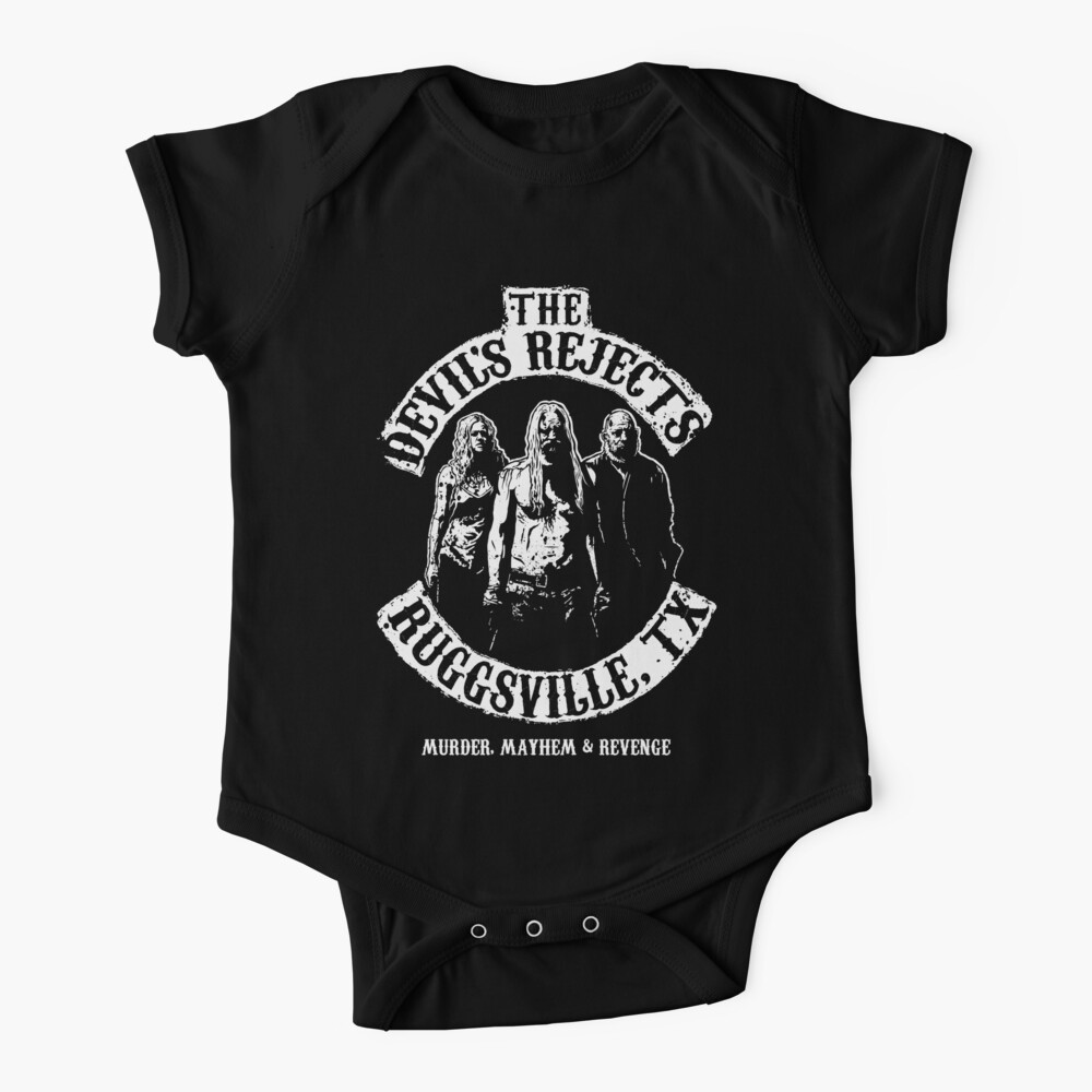 Devils Rejects, Ruggsvile, TX Baby One-Piece