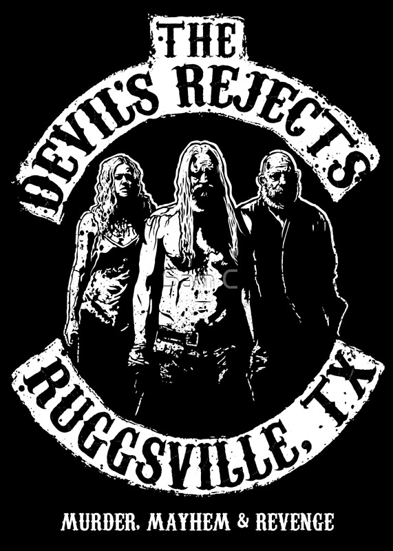 Quot Devils Rejects Ruggsvile Tx Quot Art Prints By Samraw08