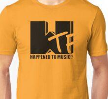 WTF Happened To Music? Unisex T-Shirt