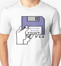 Amiga 500 Workbench Unisex T-Shirt