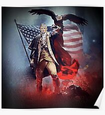 Donald Trump Leading America Out of Hell... Poster