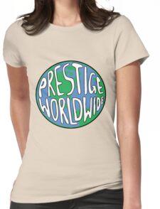 Prestige Worldwide Womens Fitted T-Shirt