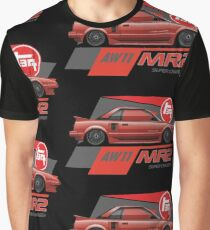 AW11-001red (JDM) Graphic T-Shirt