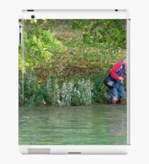 Hunting The Rhone iPad Case/Skin
