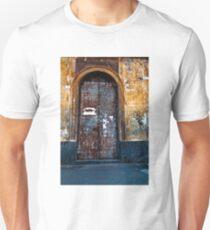 Old Sicilian Door of Catania T-Shirt