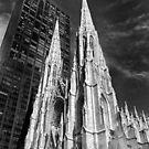 St. Patrick's Cathedral by Jessica Jenney