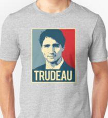 Trudeau Poster Art Unisex T-Shirt
