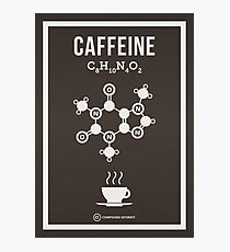 Caffeine Photographic Print