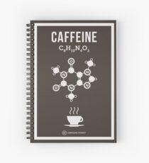 Caffeine Spiral Notebook