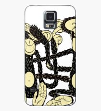 The Wise Monkeys Case/Skin for Samsung Galaxy