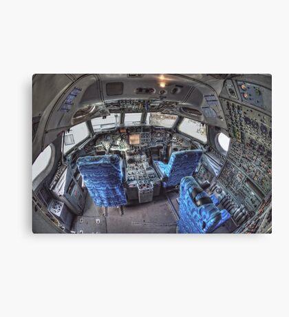 De Havilland DH-121 Trident Canvas Print