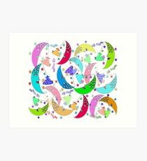 Obstetrics Nurse Drawing Art Prints | Redbubble