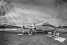 De Havilland DH114 Heron MK.2D by Nigel Bangert