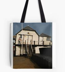 Boat house - Broadstairs Tote Bag