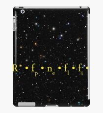 DRAKE EQUATION of EXTRATERRESTRIAL ALIEN LIFE iPad Case/Skin