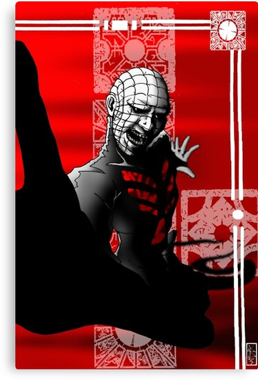 Hellraiser (Pinhead) by ARM2