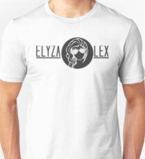 Elyza Lex Icon B&W Unisex T-Shirt