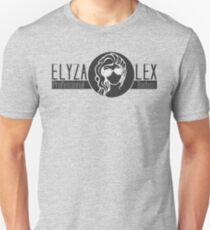 Elyza Lex Professional Badass Unisex T-Shirt