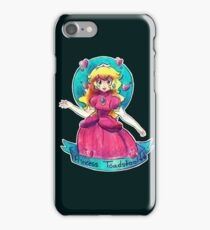 Princess Toadstool iPhone Case/Skin