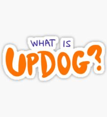 What is Updog? Sticker