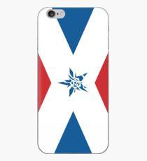 Keine Helden mehr Santa Destroy Flag iPhone-Hülle & Cover