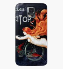 GLADIATOR CYCLES - PARIS 1895 Case/Skin for Samsung Galaxy