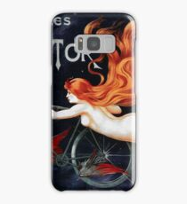 GLADIATOR CYCLES - PARIS 1895 Samsung Galaxy Case/Skin