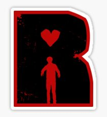 Dead Romantic Sticker