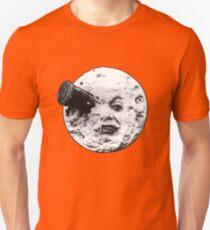 A Trip to the Moon (Le Voyage Dans La Lune) - face only T-Shirt