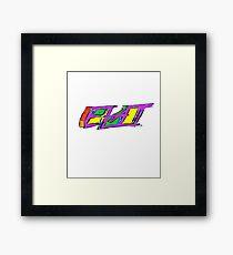 ELAT SEASON 1 pt.2 Framed Print