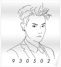 EXO'S LINES - TAO Poster